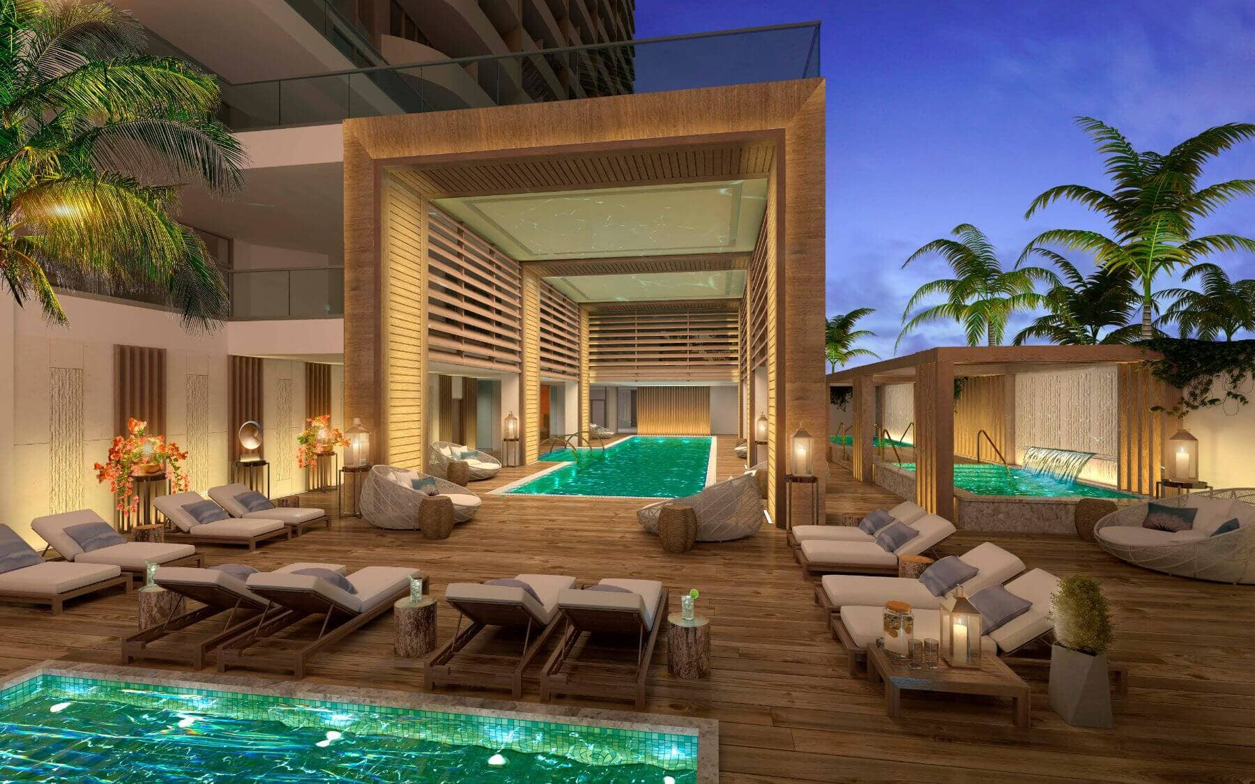 3 Amrit Ocean Resort Residences