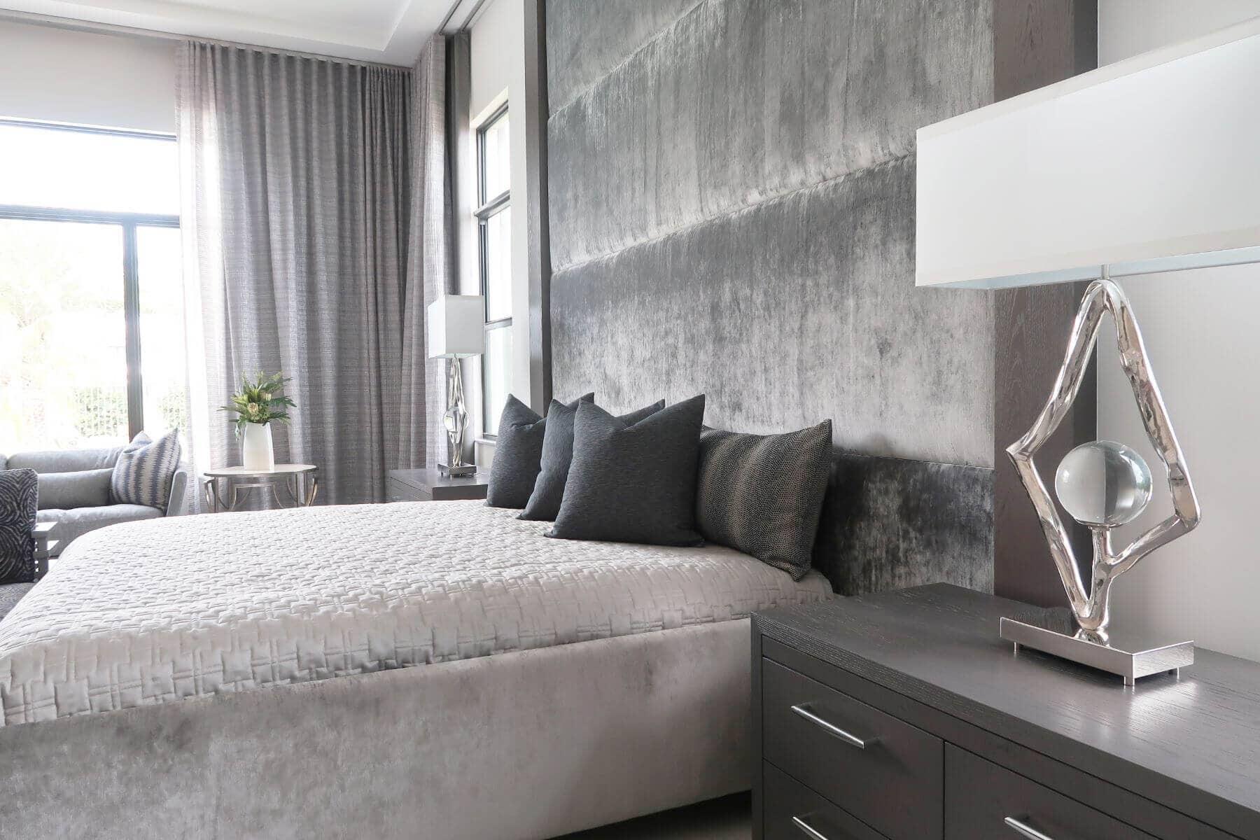 3 Master bedroom by Yarn Design Associates