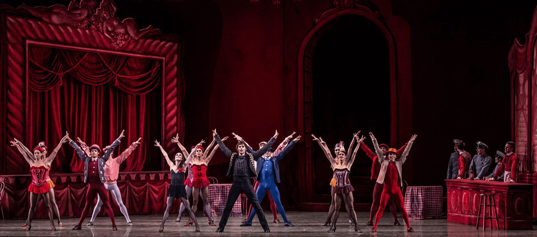 5 Miami City Ballet Slaughter on Tenth Avenue 1