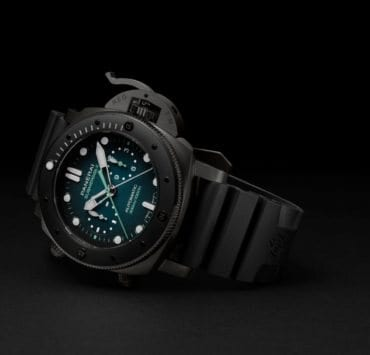 1 Panerai Submersible Chrono Guillaume Néry Special Edition