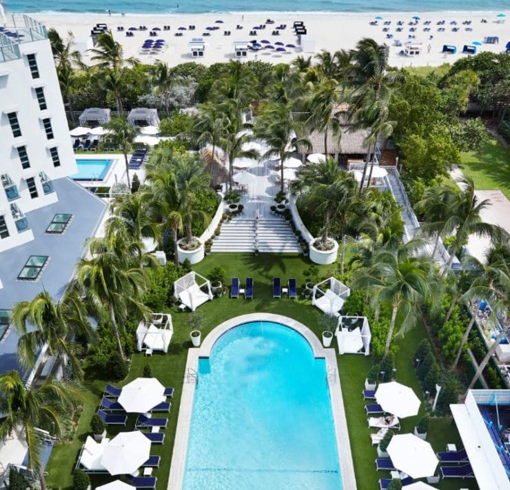 Cadillac Hotel & Beach Club, Miami Beach