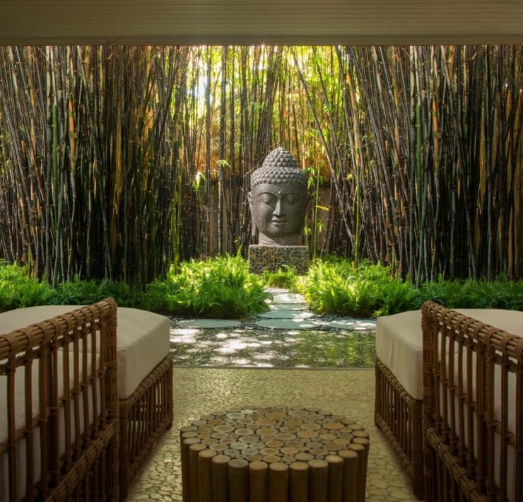 Zen Garden Spa at Bungalows Key Largo