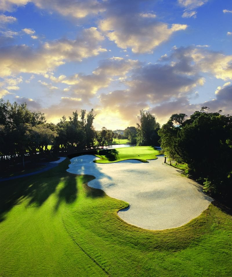 Harborside Golf Course at the Resort at Longboat Key Club