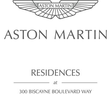 aston martin residences logo