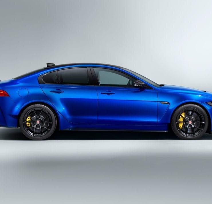 2020 Jaguar XE SV Project 8