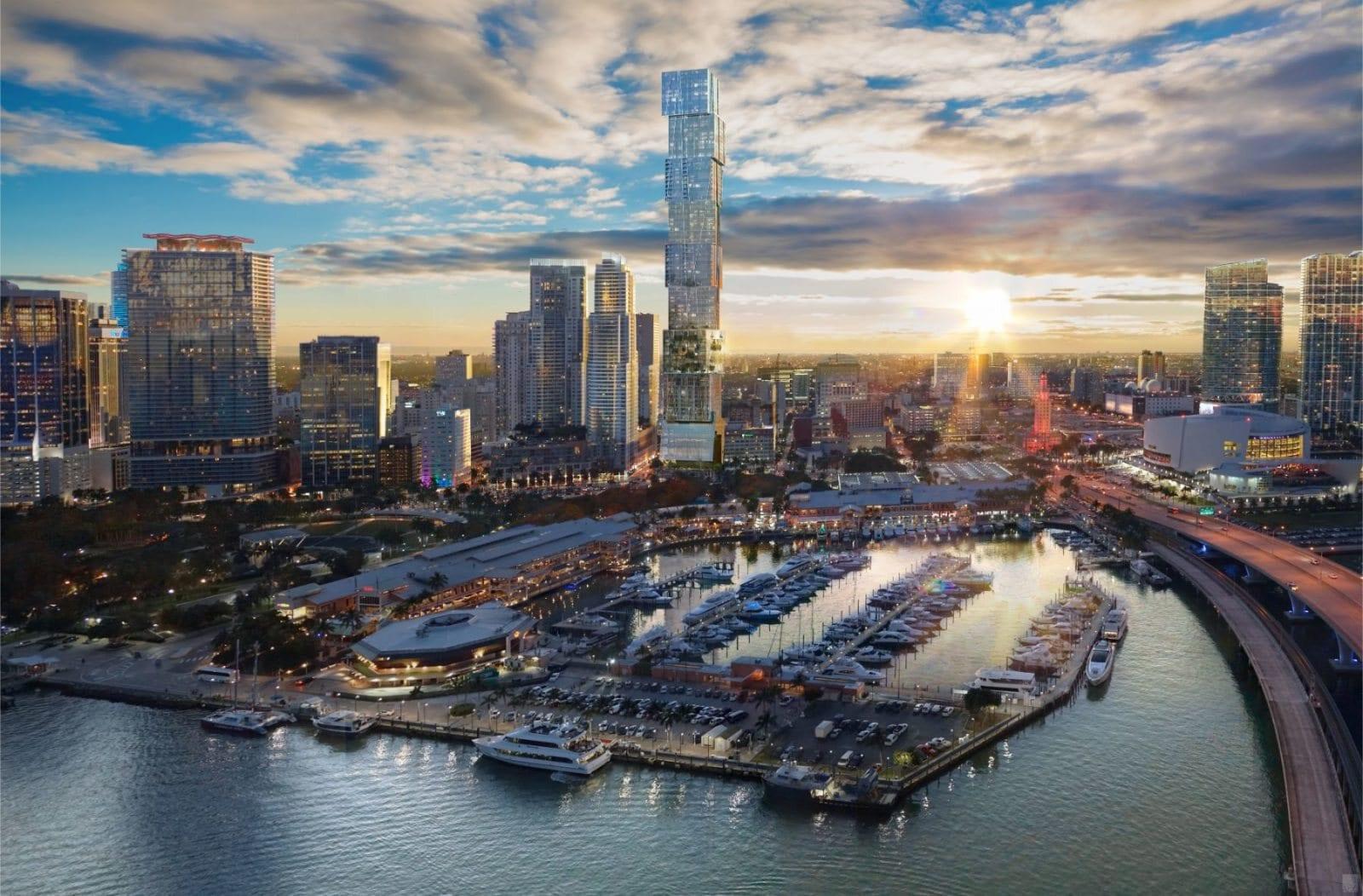 1 Waldorf Astoria Hotel Residences Miami