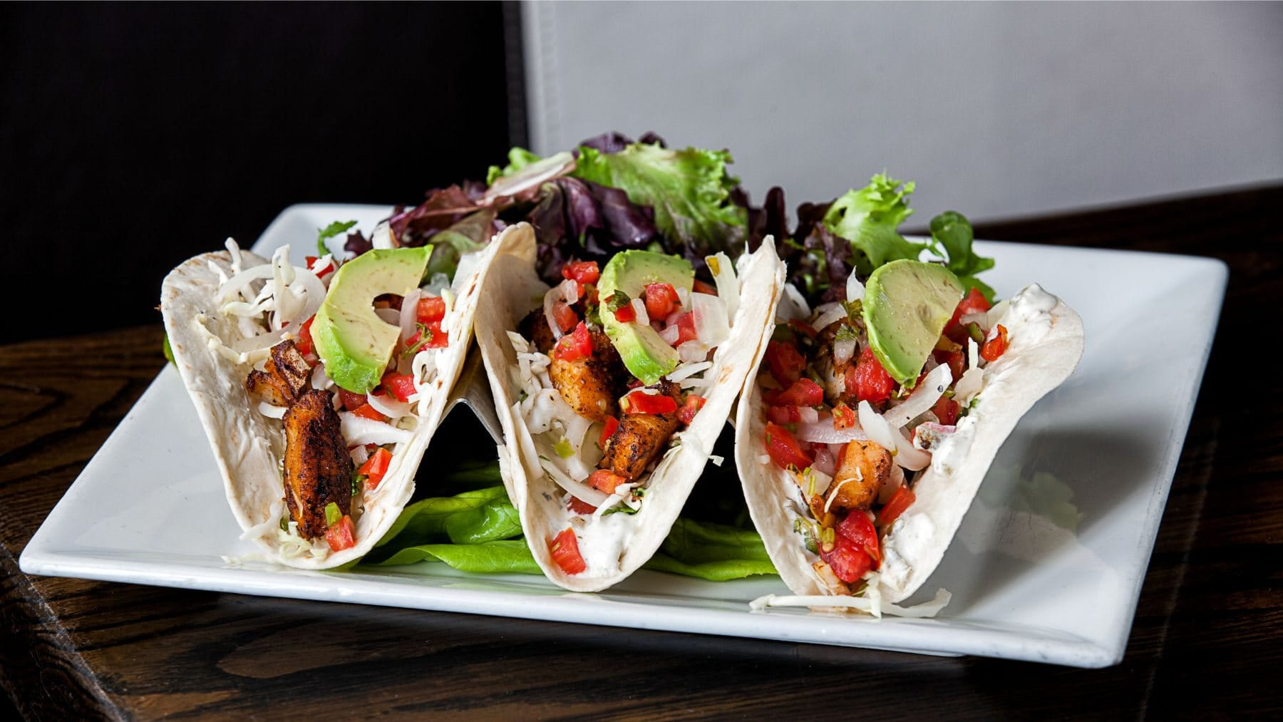 2 Max's Grille's Chili Roasted Fish Tacos Credit Gyorgy Papp Papphoto
