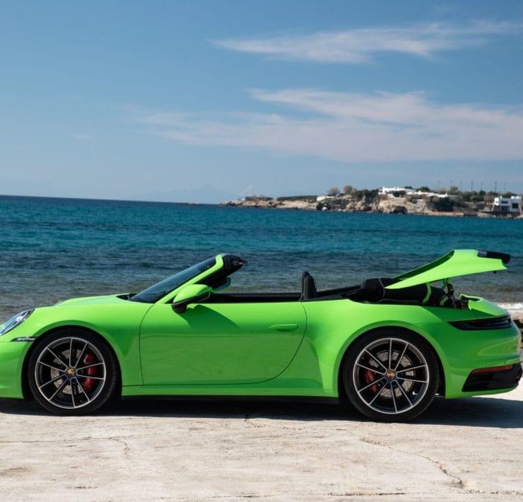 2020 Porsche 911 S Cabriolet