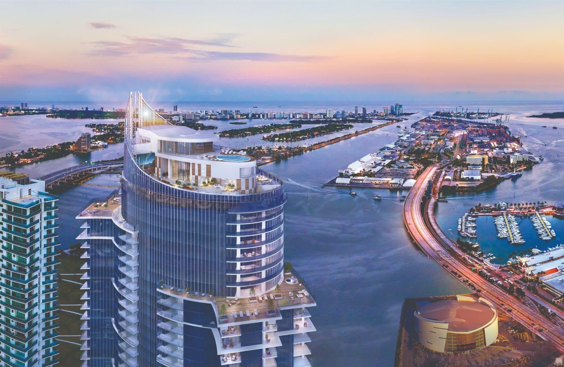 3 Paramount Miami Worldcenter