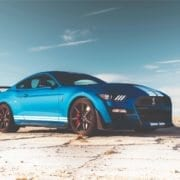1 2020 Ford Mustang Shelby GT500