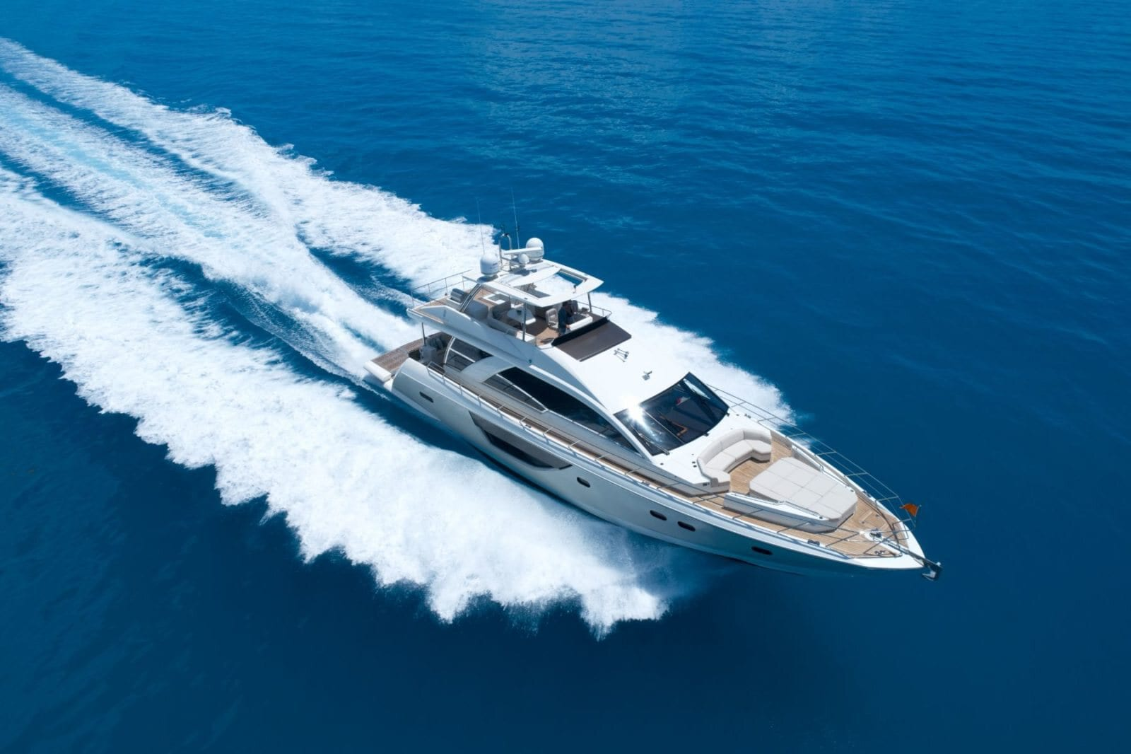 2 CL Yachts CLA 76 Credit Ken Wu
