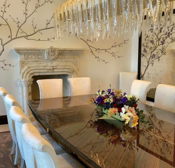 Innovative Creations Dining Room