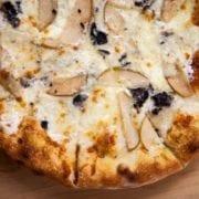 Black Truffle Pizzetta