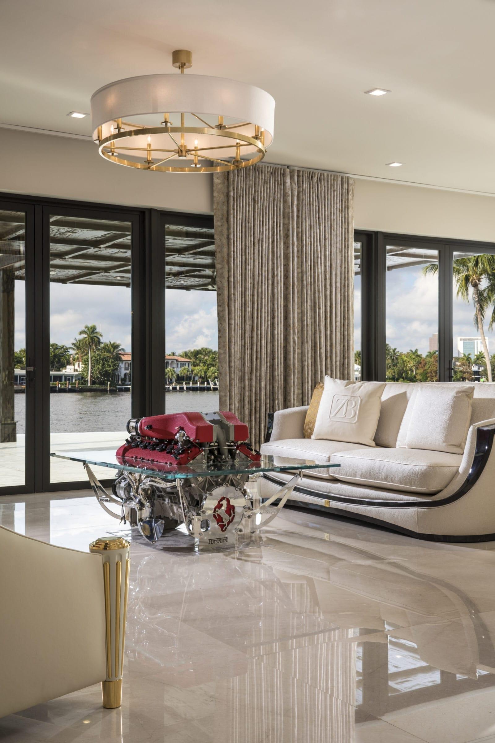 Innovative Creations Living Room