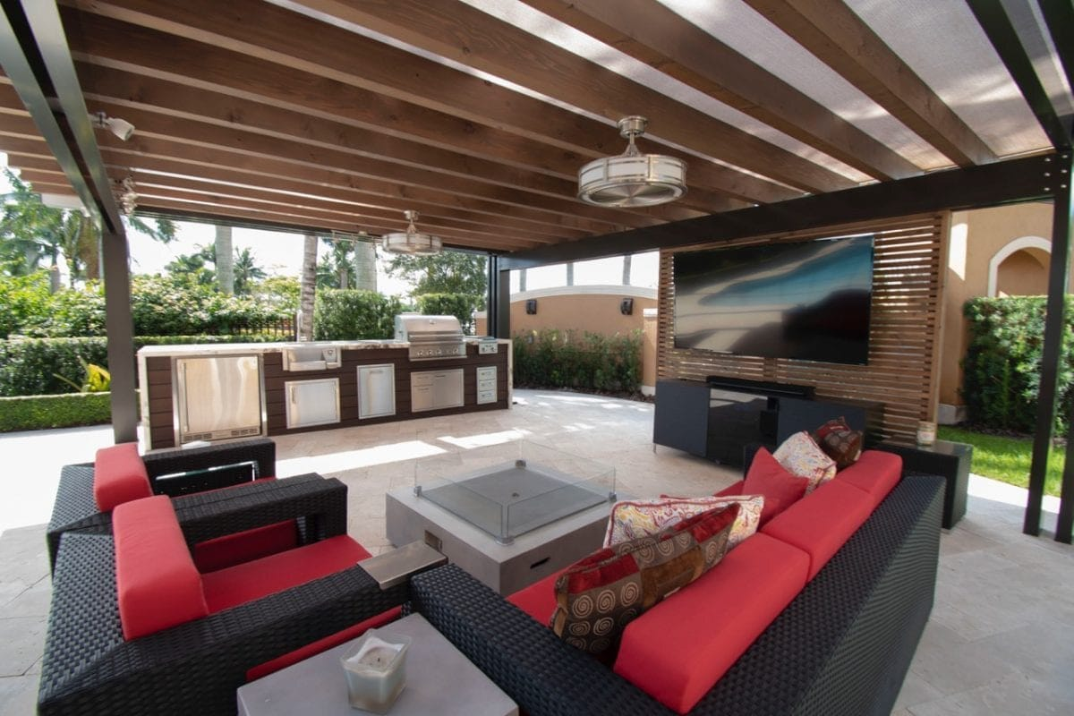 Luxapatio Patio Remodel Southwest Miami