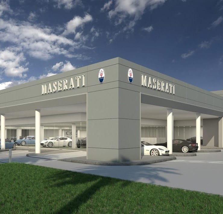 Maserati Ft