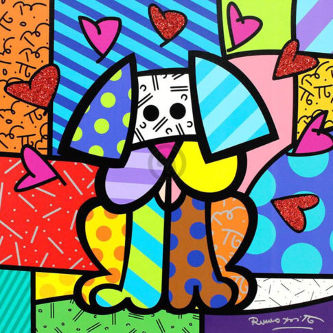 Romero Britto Fine Art Gallery