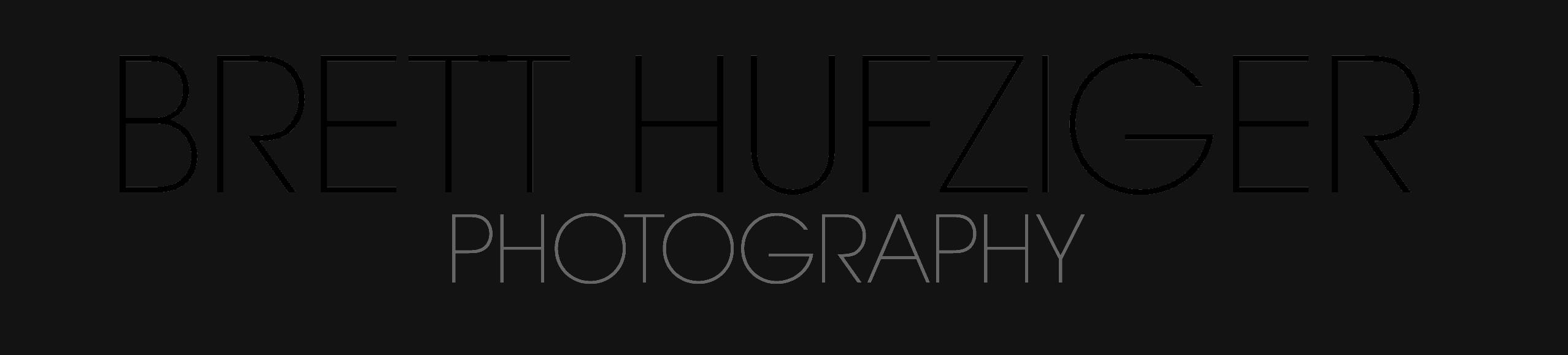 Brett Hufziger Photography Logo