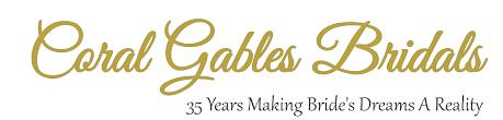 Coral Gables Bridal logo