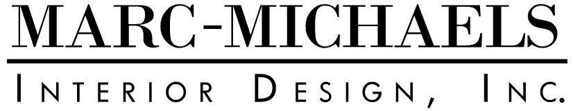 MARC MICHAELS INTERIOR DESIGN Logo