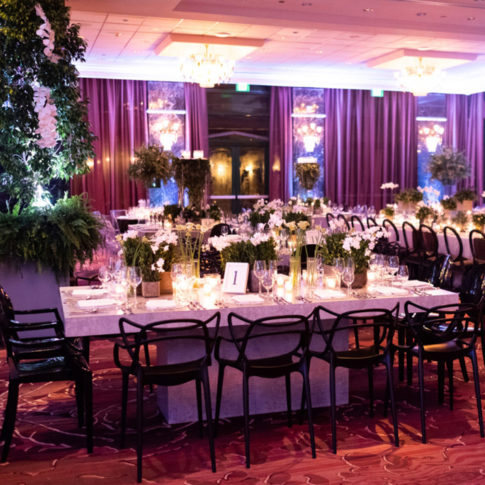 The Lounge Events Furniture Rental