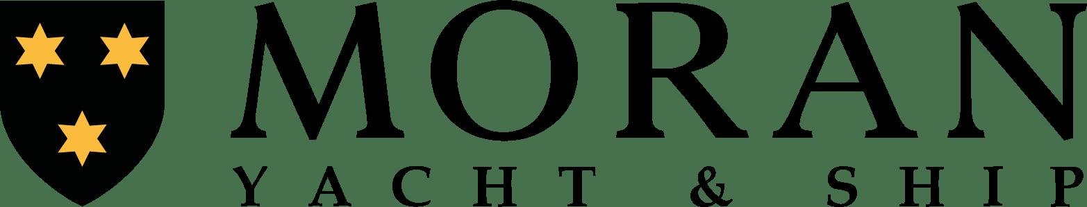 moran yacht ship logo
