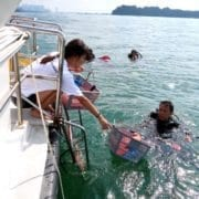05.17 Singapore Marine Cleanup and Coral Rescue1