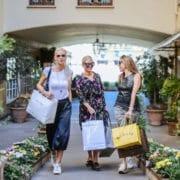 3 girls infrot Ferragamo hotel taking off copy 2