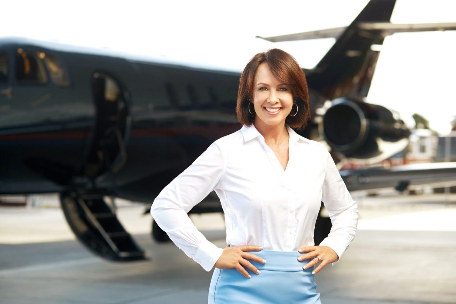 Lisa Kiefer Sayer, Founder, JetASAP