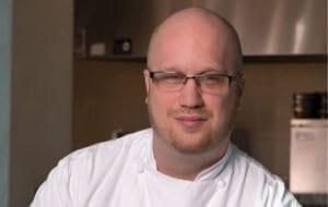 Chef Benjamin Meyer