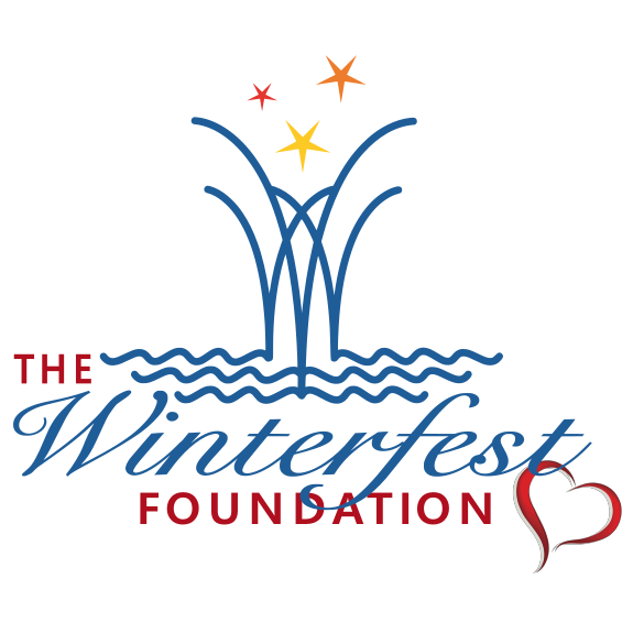 Logo Winterfest Foundation Square Shadow