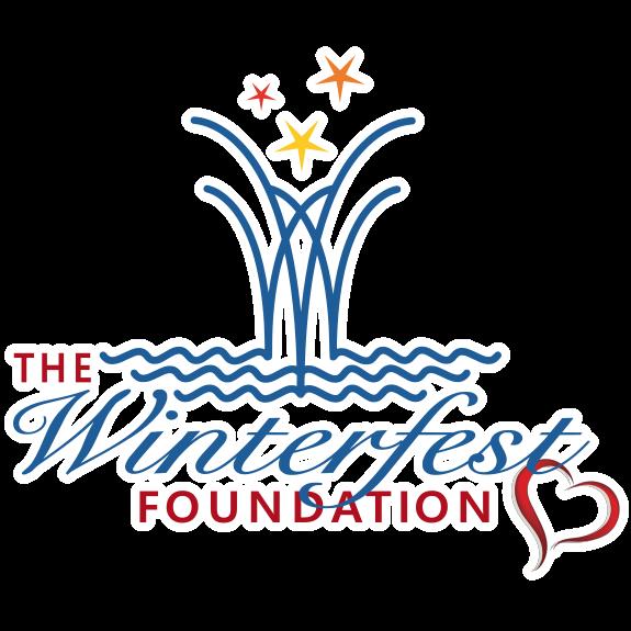 Logo Winterfest Foundation Square Shadow