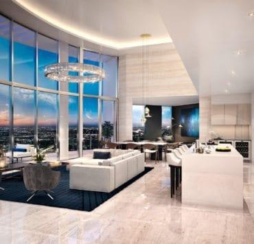 100 Las Olas penthouse