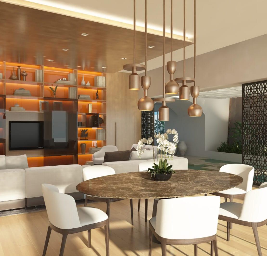 1 SPRING 2020 Family room Mexico
