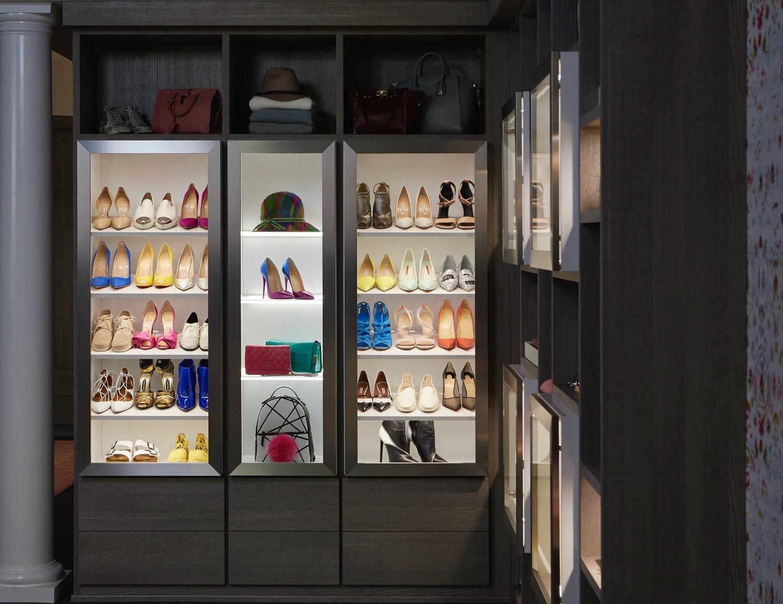 Closet design by California Closets