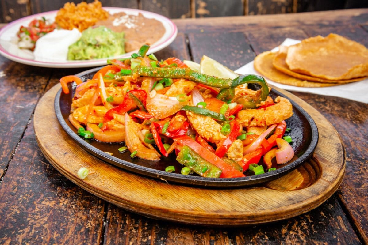 Chicken Fajitas (9)