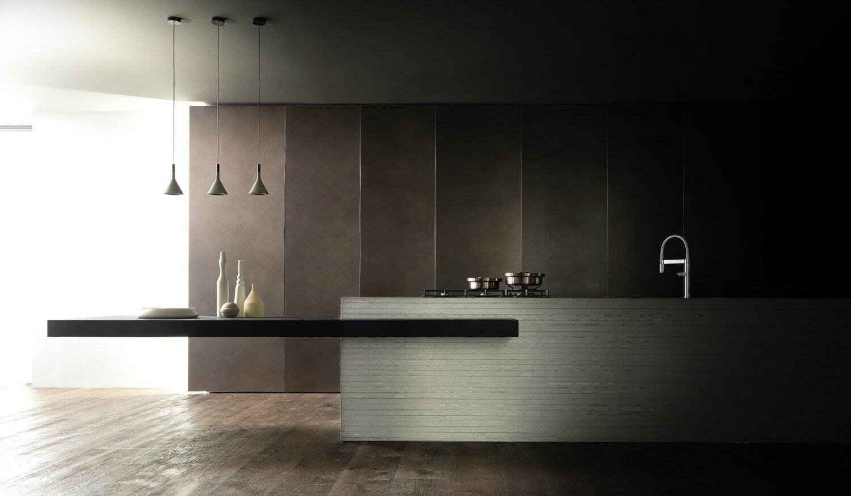 Modulnova Blade line kitchen, price upon request