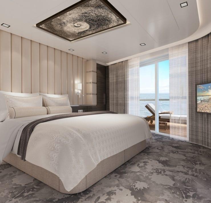 The Haven Deluxe Owner's Suite Bedroom