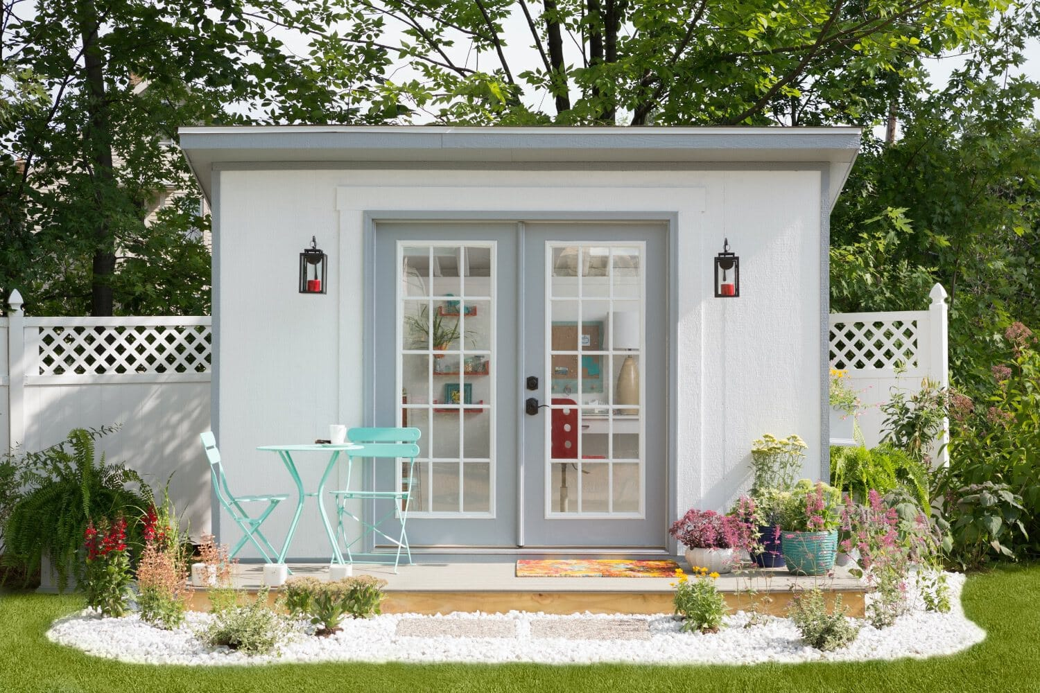 She shed by Lowe's; lowes.com