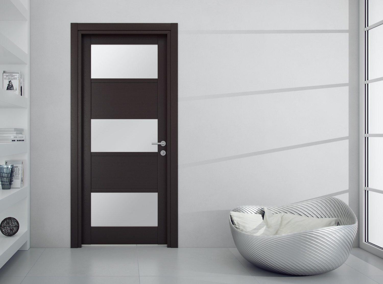 Italian interior door and designer hardware by ITALdoors