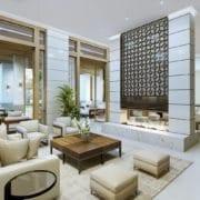 Villa Valencia lounge