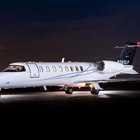 Learjet_45XR