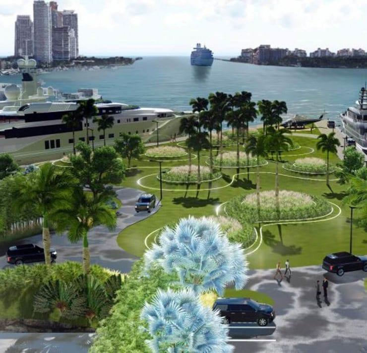One Island Park