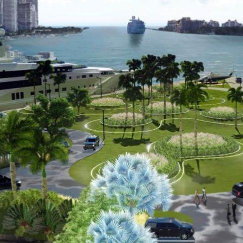 One Island Park Marina