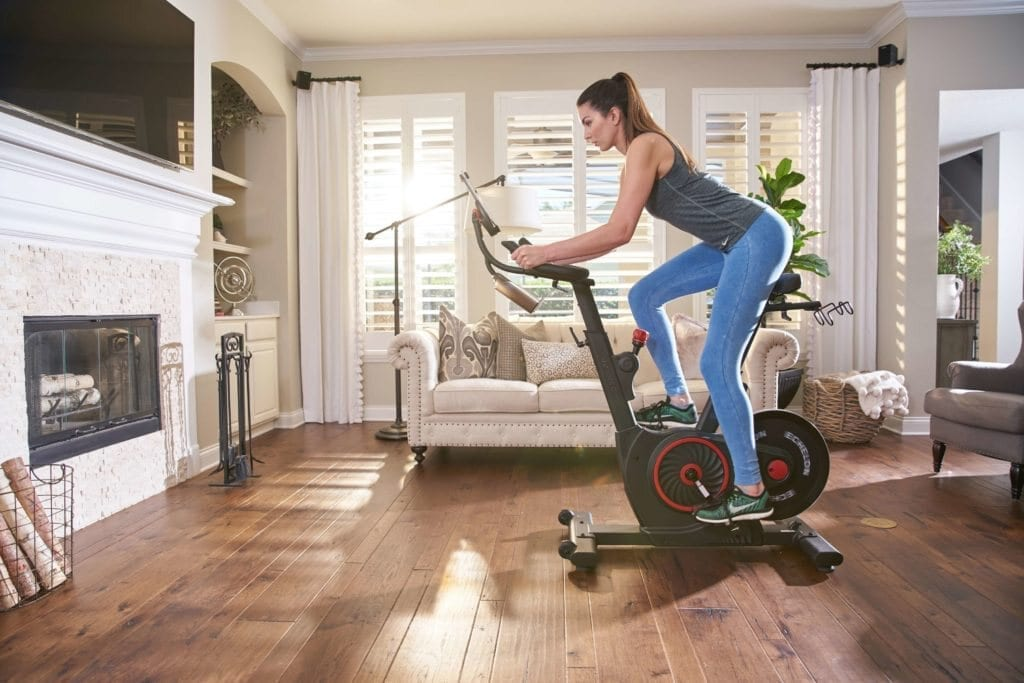 Echelon Fitness at-home cycling