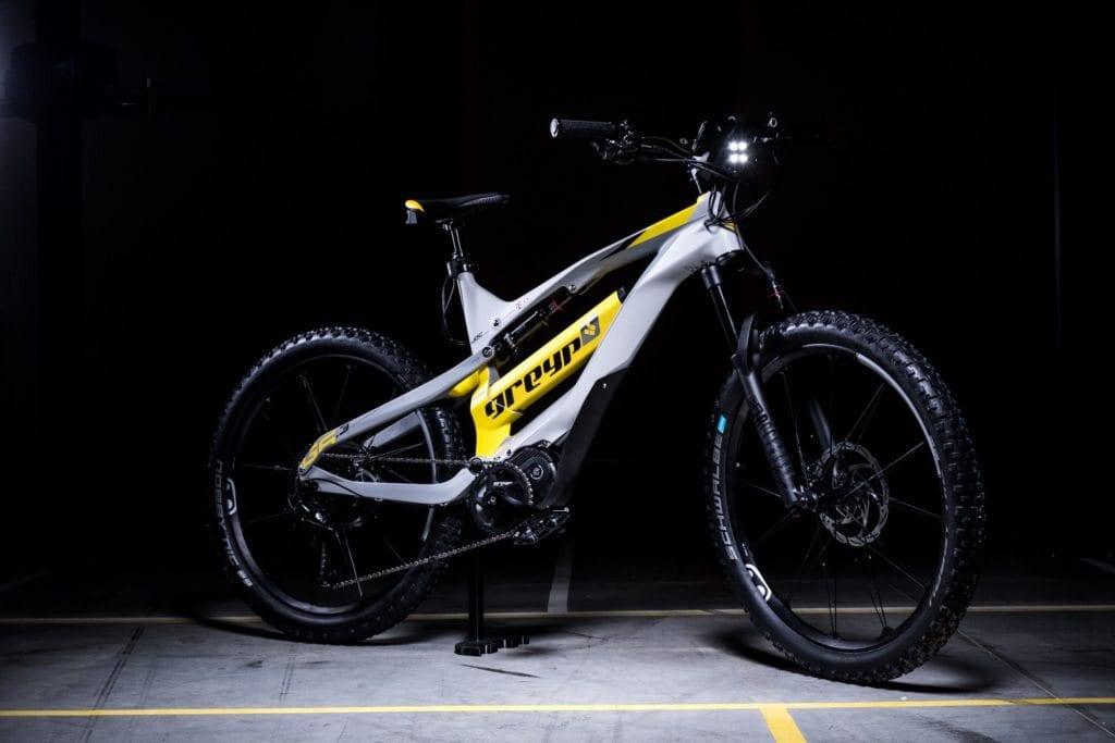 Greyp G6.3 electric bicycle