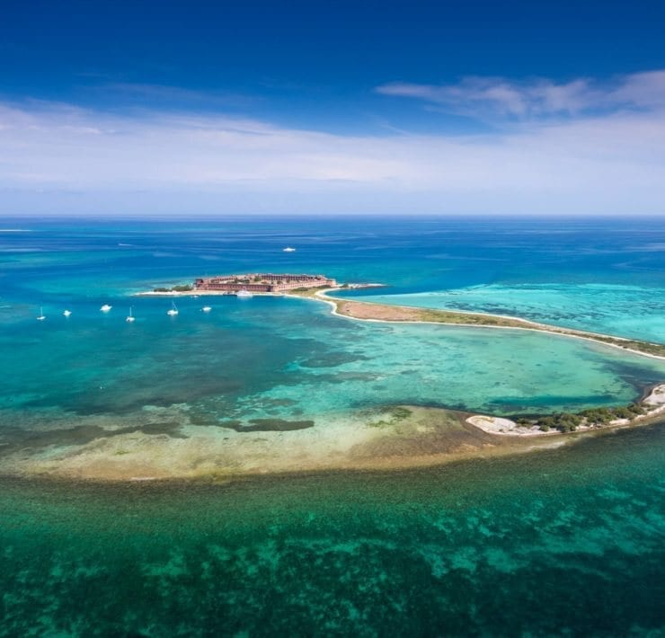 Fort Jefferson and Dry Tortugas National Park