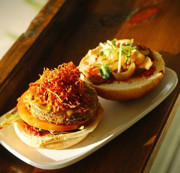 Green Bar & Kitchen's GBK Burger