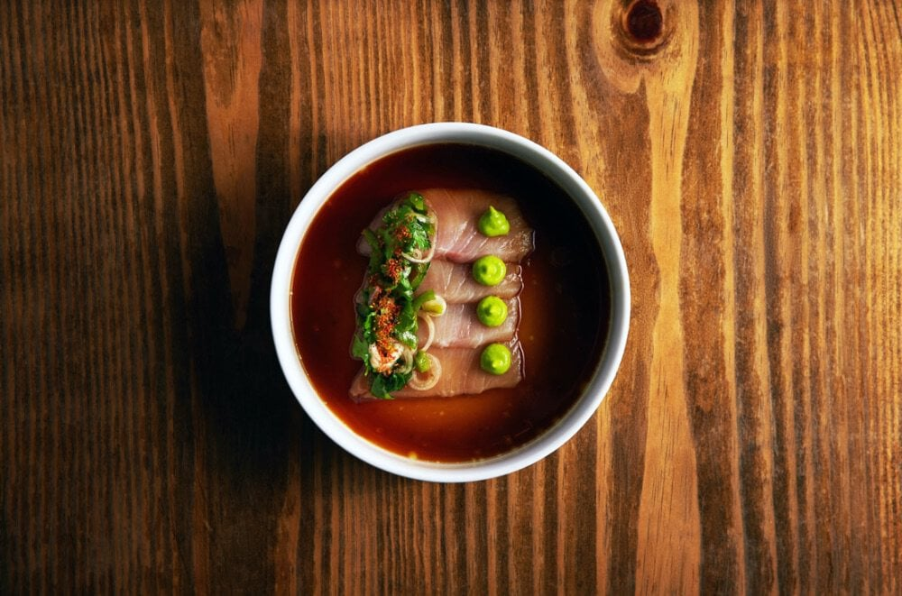 Pubbelly Sushi's Hamachi Jalapeno