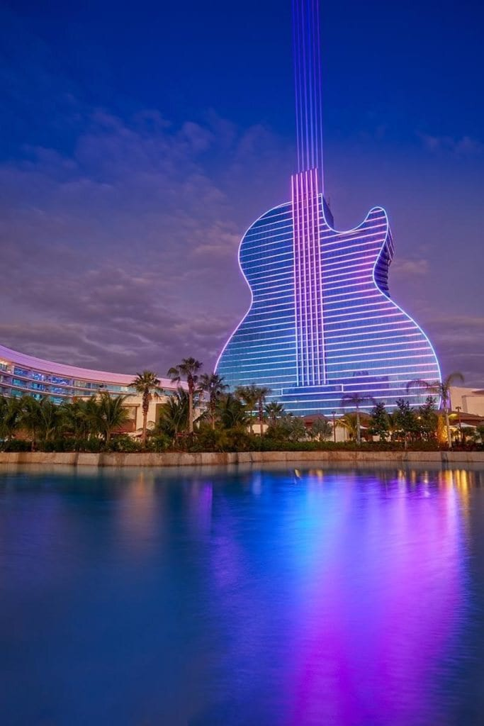 The Guitar Hotel at Seminole Hard Rock Hotel & Casino